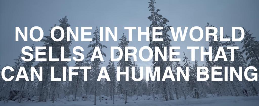 Casey Neistat drone