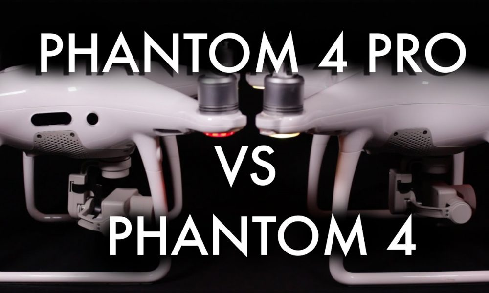 Phantom 4 Pro Vs Phantom 4 Should I Upgrade Wetalkuav Com