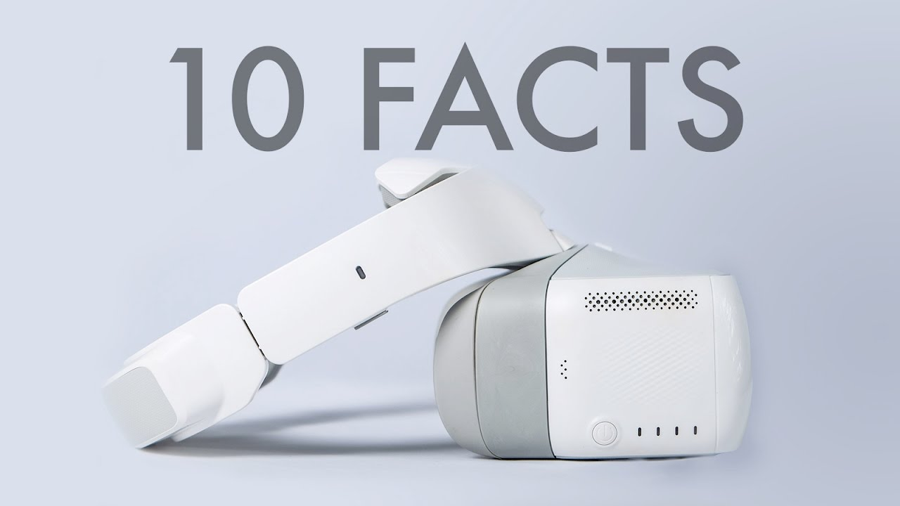 10 Facts About Dji Goggles You Didnt Know Share Tweet