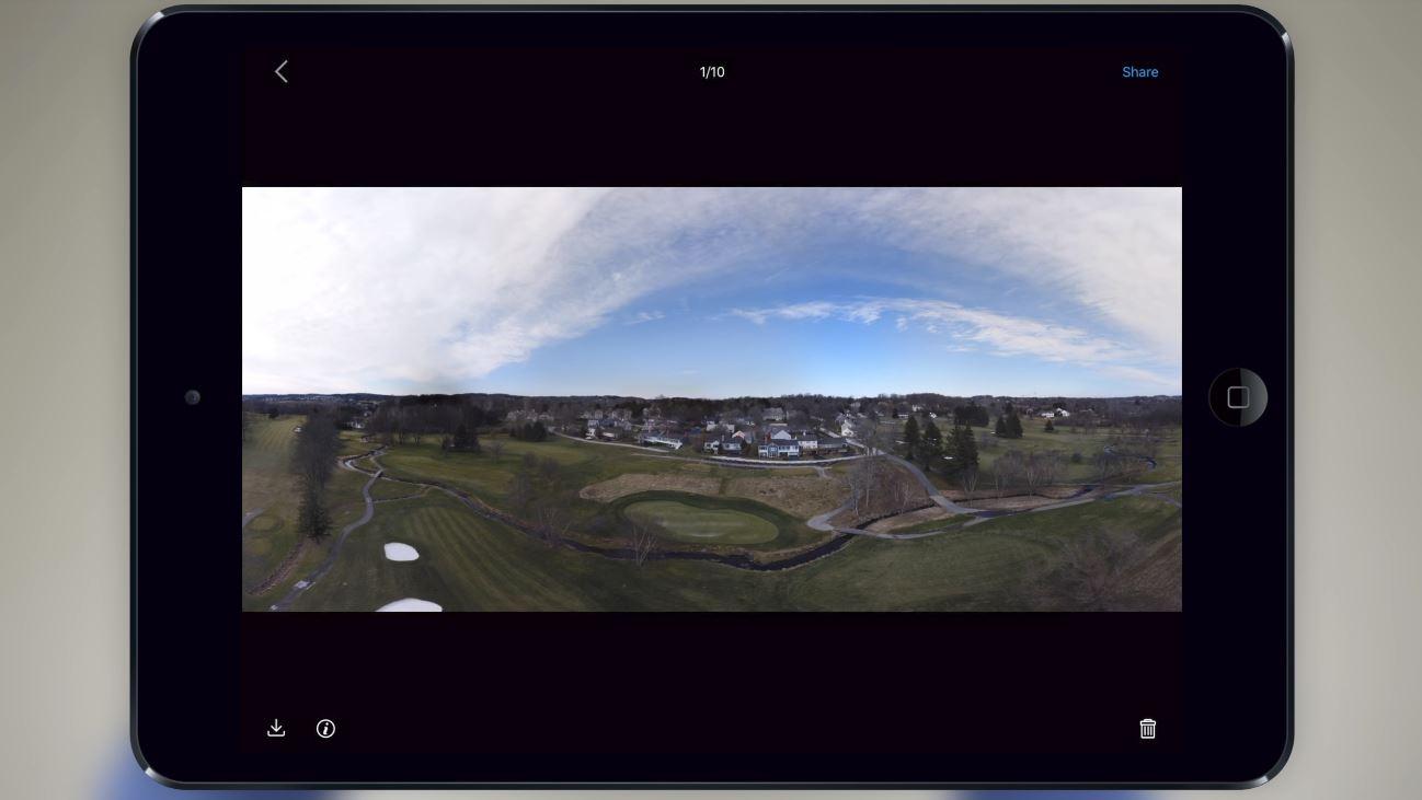 Phantom 4 Pro Panorama