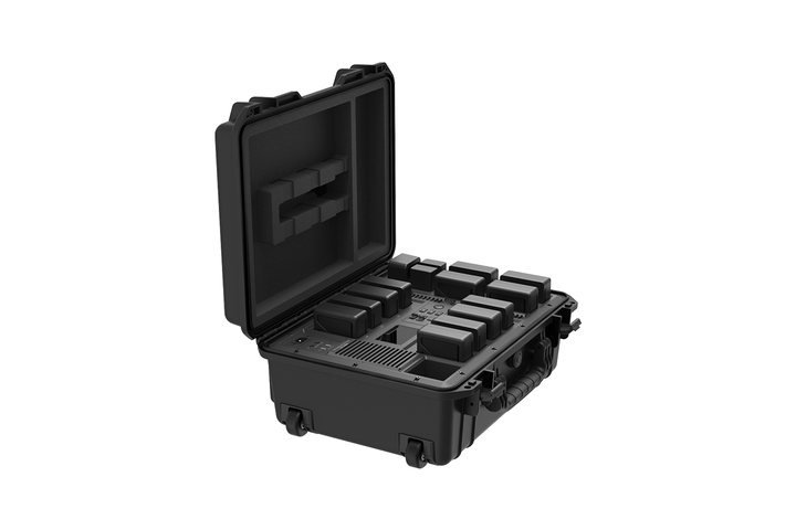 DJI Battery Station is a waterproof case for pros - WeTalkUAV Com