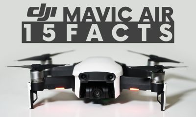 Mavic Air facts