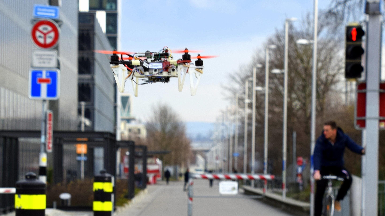 drone algorithm