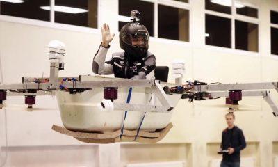 bathtub drone