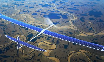 solar-powered uav