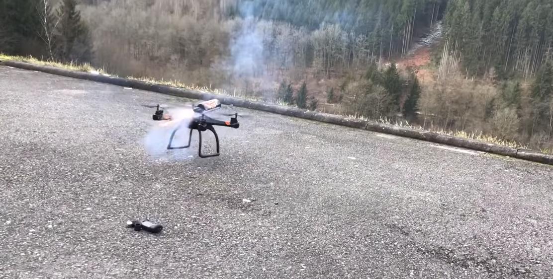 rocket drone
