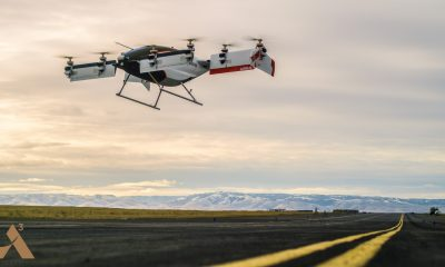 airbus drone taxi