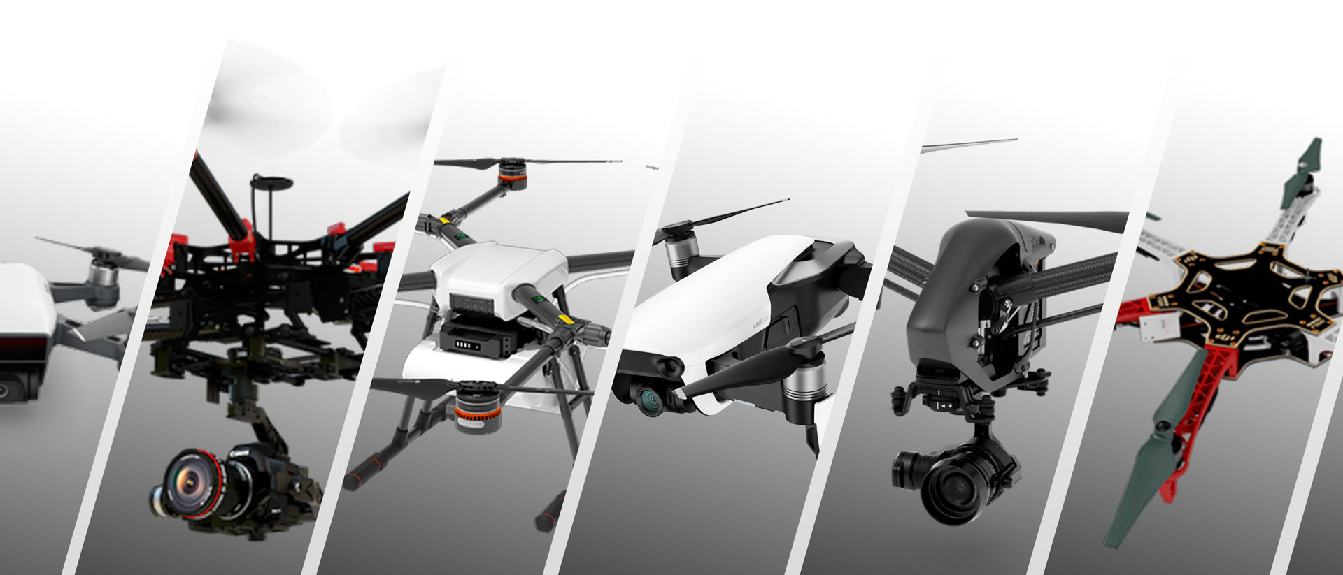 DJi Creativity Transforming Visions Within End-Users