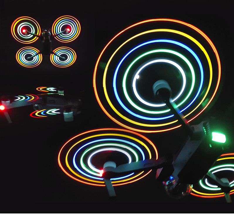 LED Propellers