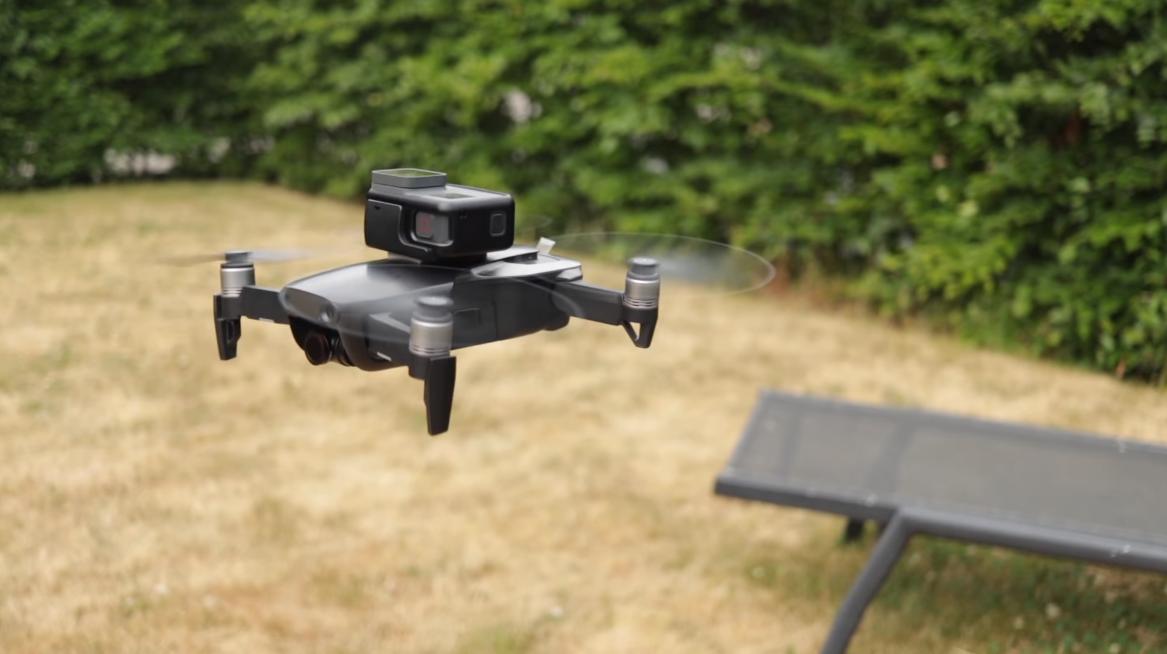 DJI Mavic Air hack – Here's how to shoot low-angle shots like the