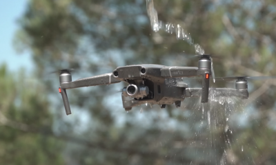 DJI Mavic Pro can light up the sky with these LED propellers