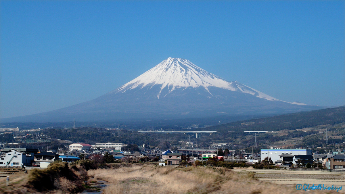 Missing hikers on Japan's Mt Fuji may soon be rescued by drone